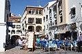 Nerja, the Cafetaria Albi on the Plaza Balcón de Europa.jpg