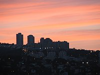Nesher in sunset 006.JPG