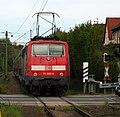 Neudenau - Bahnhof - DB-Baureihe 111-060 - 2019-04-22 16-04-41.jpg