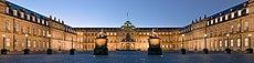 Neues Schloss Schlossplatz Stuttgart 2015 02.jpg