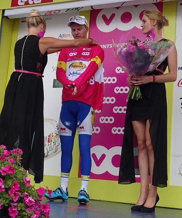 Neufchâteau - Tour de Wallonie, étape 3, 28 juillet 2014, arrivée (E30).JPG