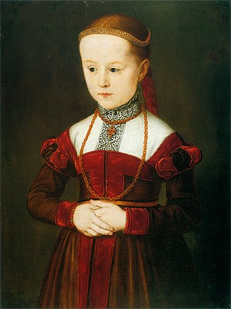 Anna of Austria, Queen of Spain - Anna as an Austrian archduchess