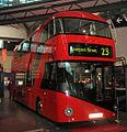 New Bus for London mock up MN0123 (BU12 HHJ), London Transport Museum, 28 March 2011 (1).jpg