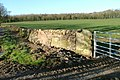 New Length of Wall, Innerwell Road - geograph.org.uk - 736976.jpg