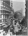 New York (City) - looking up Broadway from corner of John St. LCCN2007683153.jpg