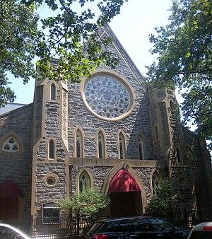 St. Nicholas Antiochian Orthodox Cathedral, New York - St. Nicholas Cathedral