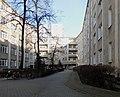 Niemcewicza 7 9 podwórko zachodnie z grójecką 19 25.jpg