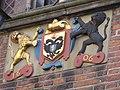 Nijmegen - Kerkboog - Stadswapen Nijmegen.jpg
