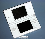 Many games for the Nintendo DS use the touchscreen as a primary controlling device