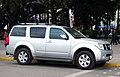 Nissan Pathfinder 2.5d LE 2007 (38945487960).jpg
