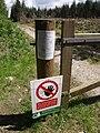 No access to access land - geograph.org.uk - 490312.jpg