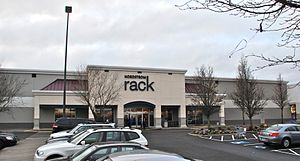 Nordstrom - A Nordstrom Rack store in Hillsboro, Oregon
