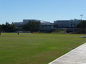 UC San Diego Tritons - RIMAC Arena and RIMAC Field, home of the Tritons