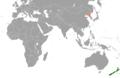 North Korea New Zealand Locator.png
