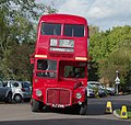 North Weald railway station MMB 16 Routemaster.jpg