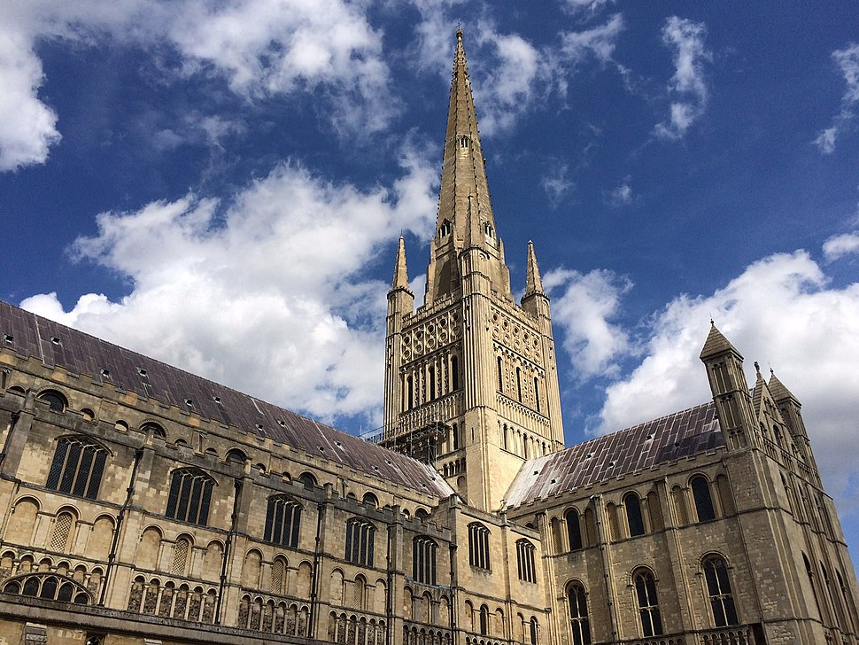 Norwich Cathedral 2015