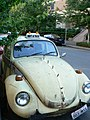 Not a Taxi - Spiked Volkswagen Beetle Seattle.jpg