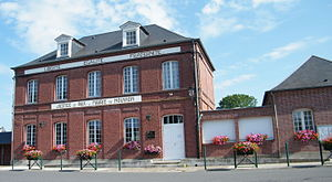Nouvion - Townhall