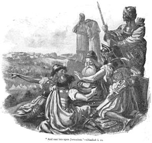 Obadiah - Vision of Obadiah