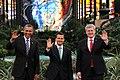 Obama, Peña y Harper. IX Cumbre de Líderes de América del Norte.jpg