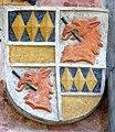 Obernzell Schloss - Portal 2a Wappen Trennbach.jpg