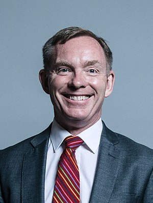 Chris Bryant - Image: Official portrait of Chris Bryant crop 2