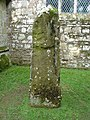 Ogam Stone, Nevern Churchyard - geograph.org.uk - 645408.jpg