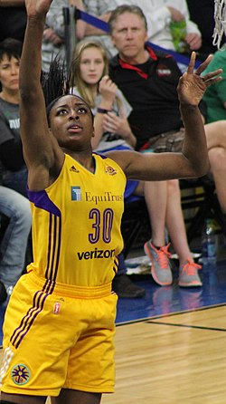 image illustrative de l'article Nneka Ogwumike