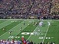 Ohio State vs. Michigan football 2013 04 (Ohio State on offense).jpg