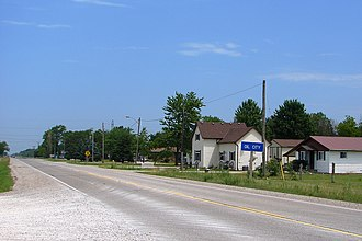 Enniskillen, Ontario - Oil City