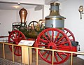 Old Betsy fire engine Haggin Museum Stockton.jpg