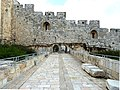 Old Jerusalem double gate between Davidson Center and Ophel.jpg