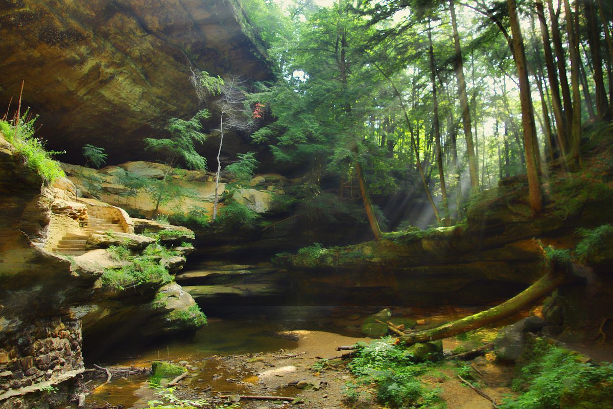 Hocking Hills State Park Travel Guide At Wikivoyage