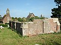 Old building and Chapel at Teignmouth Old Cemetery, South Devon. Viewed from the west.jpg