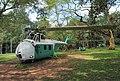 Old helicopter in Aburi Botanical Gardens.jpg