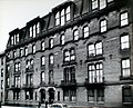 Oldest apartment house in New York City, 142 East 18th Street, Manhattan (NYPL b13668355-482703).jpg