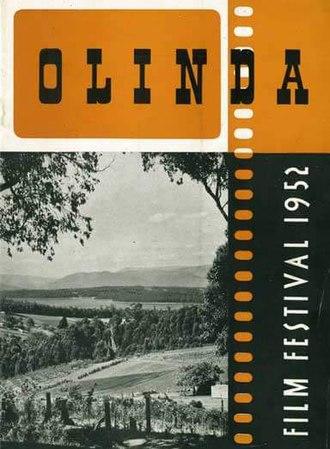 Olinda, Victoria - Olinda Film Festival 1952