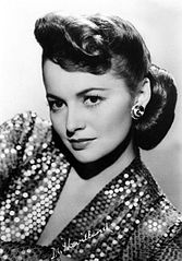 Olivia de Havilland (ok. 1945)