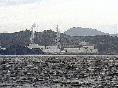 Picture of 女川原子力発電所
