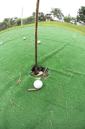 300px OneHoleGolfCourse Wikipedia.org of the day  The Most Dangerous hole of golf ever.(Camp Bonifas)
