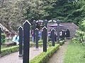 Openluchtmuseum Arnhem, Handboogschietbaan uit Roermond-Kapel in 't Zand.jpg