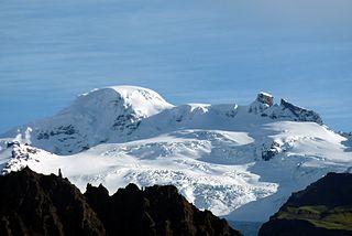 Hvannadalshnúkur mountain