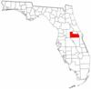 Location of Orange County