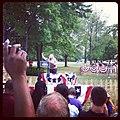 Organizing for America Obama 2012 Cleveland (9385106087).jpg