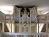 Trampeli-Orgel in Döhlen