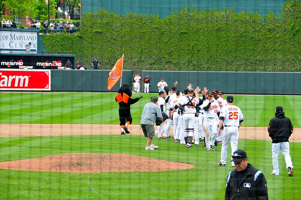 Orioles Win May 13 2010