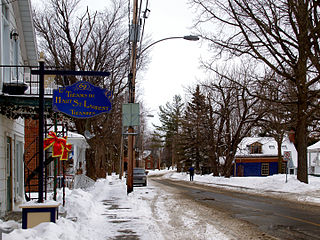 Ormstown, Quebec Municipality in Quebec, Canada
