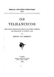 Os Vilhancicos