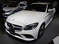 Osaka Motor Show 2019 (292) - Mercedes-Benz C 200 Laureus Edition (W205).jpg