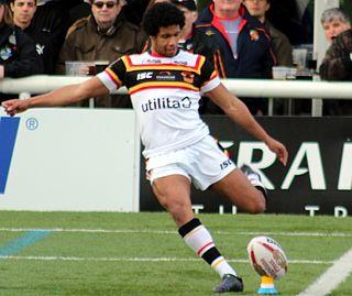 Oscar Thomas Scotland international rugby league footballer